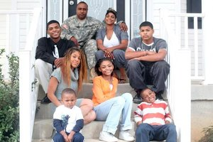 Cory Harris and Family at Their Home | Foreclosure Facts