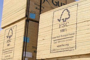 what is sfi certified wood
