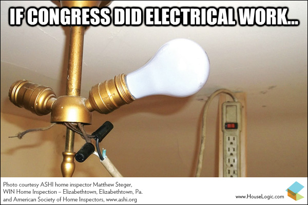 Funny Work Memes http://www.houselogic.com/blog/electrical/funny-fail-meme-congress-electrical-work/