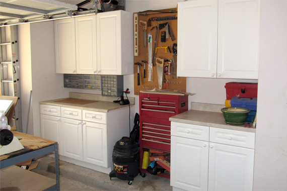 Garage Cabinets Low Cost Garage Cabinets