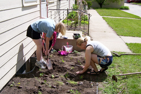 Gardening can stave off depression
