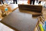 Granite-look countertop via Charles & Hudson's Flickr feed