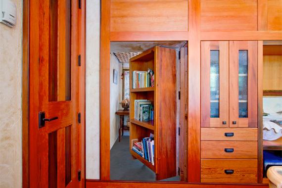 Hidden safe security for home houselogic home security for Best safe rooms