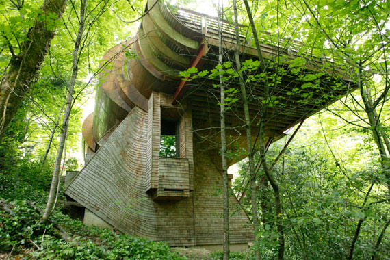 WendyCity 365: Wacky Wednesday....9 Hobbit Homes Worthy of Middle-
