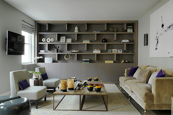 Built-In Storage Solutions | Home Improvement Best Projects