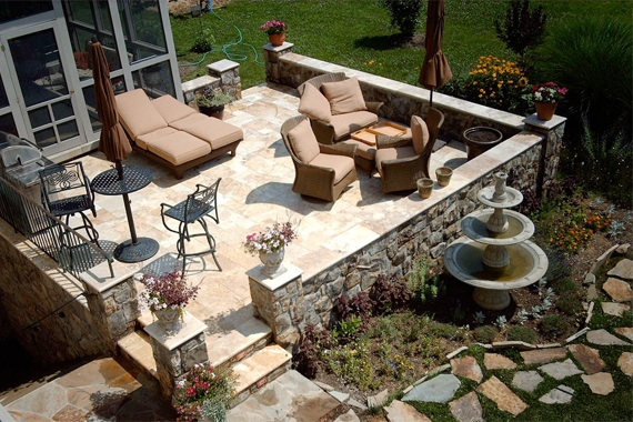Hardscaping Patio Pavers | Home Improvement Best Projects