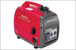 Recalled Honda portable generator