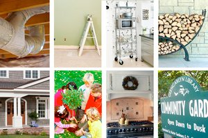 New years resolution ideas for your home