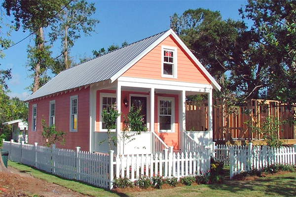 A Katrina cottage is being considered for disabled housing