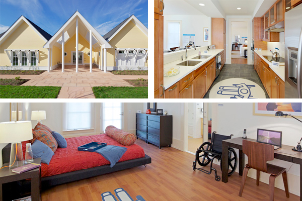 Innovative Housing Puts Universal Design To Work For
