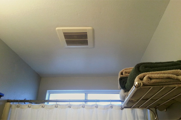How To Install A Bathroom Exhaust Fan Bathroom Exhaust Fan Installation