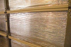 Garage insulation | Insulated garage door
