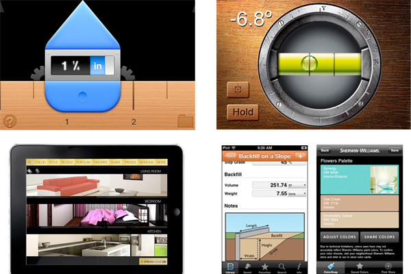 Home Improvement Apps Fascinating With iPhone Home Improvement Apps | Home Apps for Smartphone | HouseLogic Photos