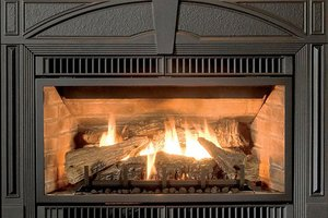 Recalled fireplace insert