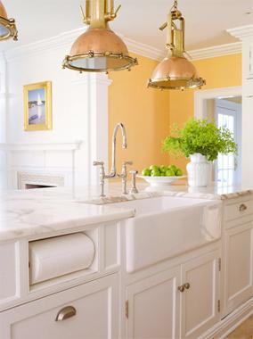 Paper Towel Holder   Corner Kitchen Cupboard Solutions