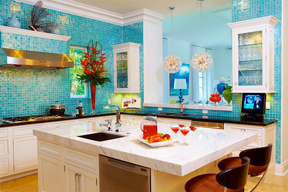 Wild Kitchen Colors Pictures | Kitchen Cabinet Paint Colors | Kitchens