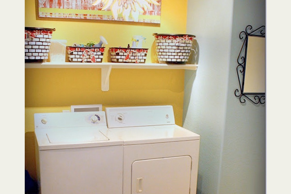Laundry Room Contest | Samsung Laundry Room Contest | HouseLogic