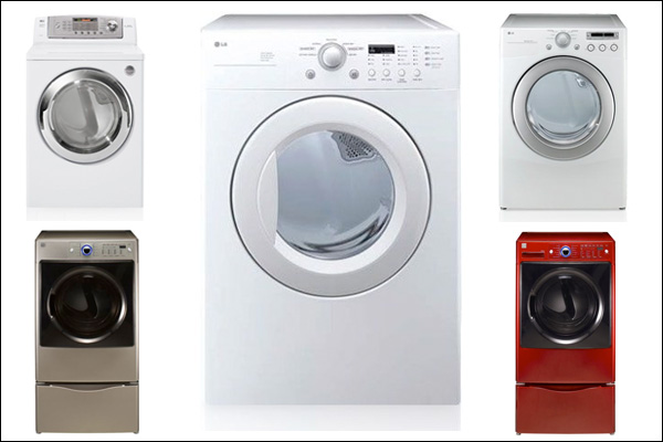 Gas clothes dryers recalled