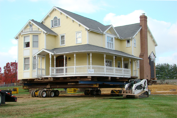 Love your house but hate its location move it Cost of moving a modular home