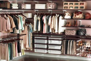 Closet Organizers Do It Yourself