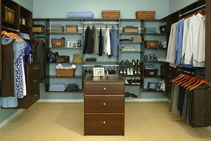Tips On Building A Master Closet