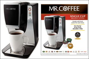 Recalled coffeemaker