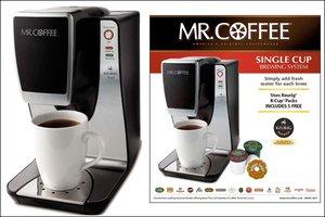 Recalled coffeemaker