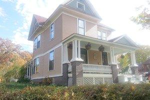 Carlton and Randa LeJeune's house in Des Moines