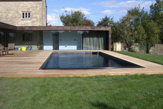 Regular-Looking Natural Pool | Natural Swimming Pools