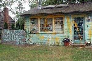 Rian White's East Hampton, NY, home, Tim Lee