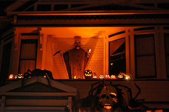 repurposeful halloween ideas - Halloween Light Ideas