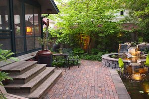 Design  House on Brick Pavers Are Available In A Variety Of Shapes  Colors  And Sizes
