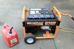 Lisa Kaplan Gordon's portable generator