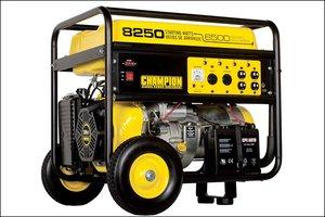 Portable generators recalled