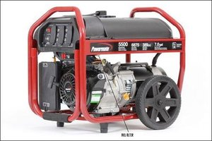 Portable generators recalled