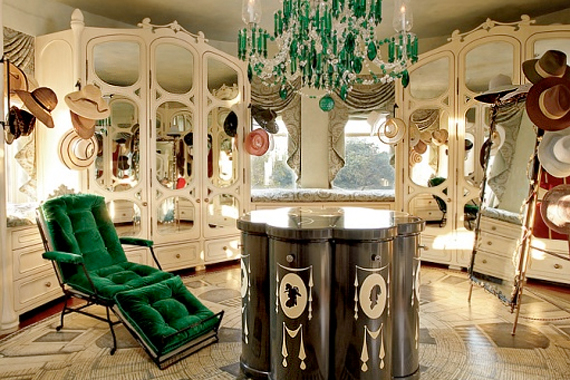 Luxe Walk-In Closet | Over-the-Top Home Improvements