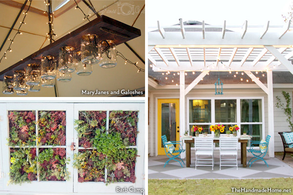 Which simple patio project is your favorite?