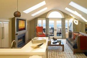 Skylights in media room | Installing skylights