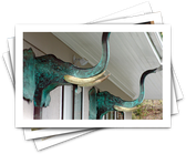Give Your Downspouts a Makeover