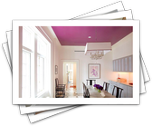 Bold Bursts of Color to Brighten Your Home