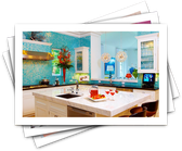 Wild Kitchen Colors, Practical Approaches
