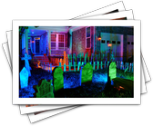 Halloween Lighting Ideas