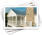 Extend Living Space with a Comfy Screened-In Porch