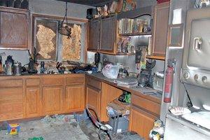 smoke damage home repair