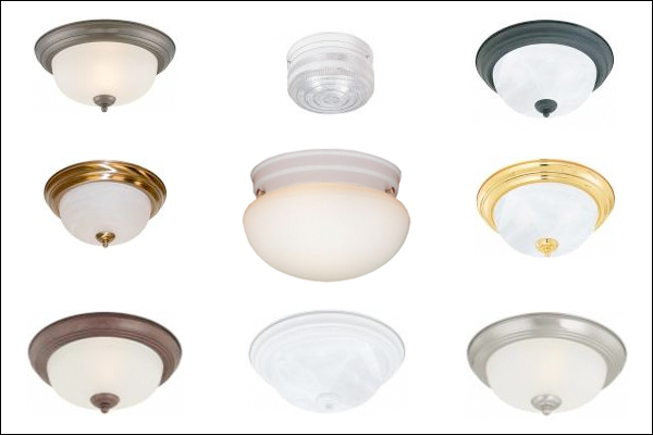 Recalled lighting fixtures