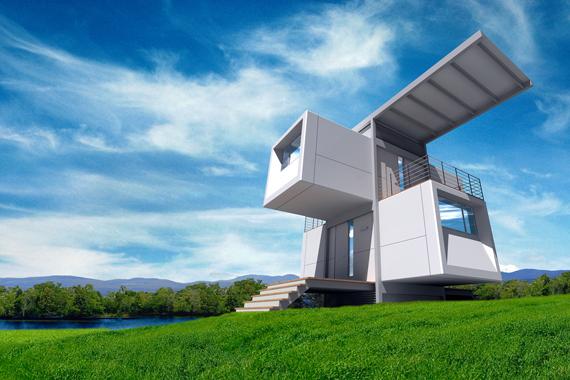 Zero House by Specht Harpman | Micro Houses