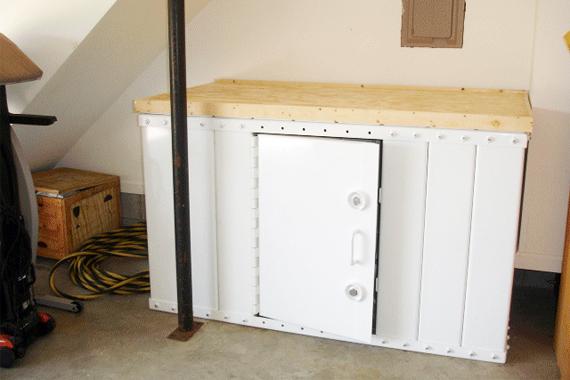 Storm Cellar Tornado Safe Room Design Ideas Houselogic