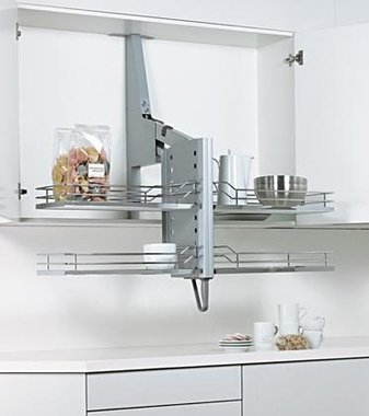 Pull-Down Shelves   Universal Design