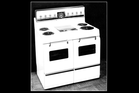1950s RCA Whirlpool Range | Vintage Appliances