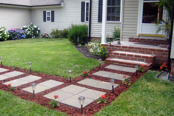 Walkway Ideas | Front Walkway Ideas | HouseLogic Curb Appeal Tips